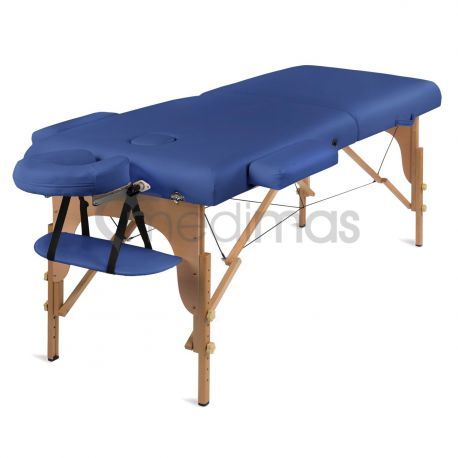 Masážny stôl prenosný dvojdielny Prosport2 Deluxe