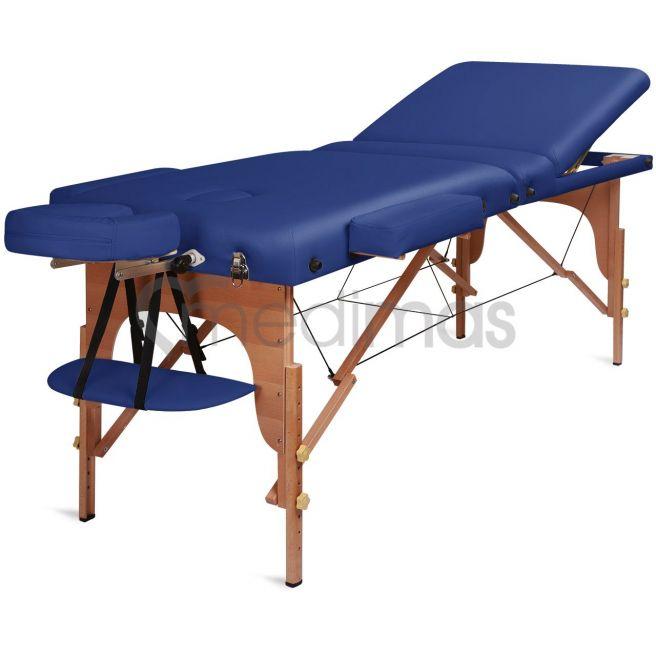Multifunkčný masážny stôl prenosný Prosport3 Deluxe