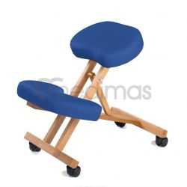 Kľakačka - drevená kľakacia stolička  Orion