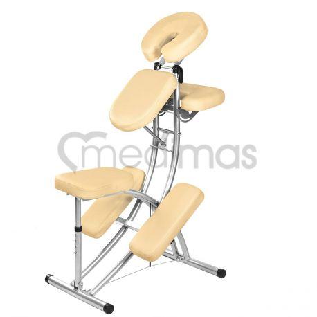 Masážna stolička skladacia hliníková  Delta