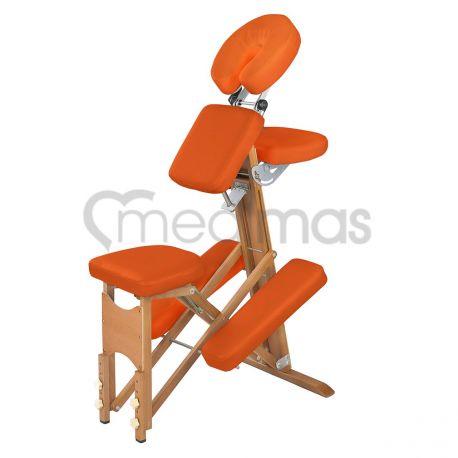 Masážna stolička skladacia drevená  Vigor