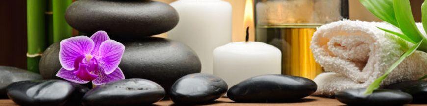 Masážne kamene a ohrievače